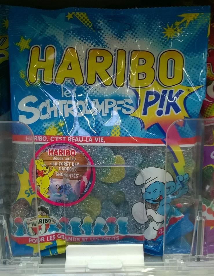 Bonbons Astérix - Schtroumpfs - Star Wars Sch_0210
