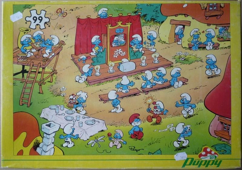 Les acquisitions de PuzzlesBD - Page 4 Schtro15
