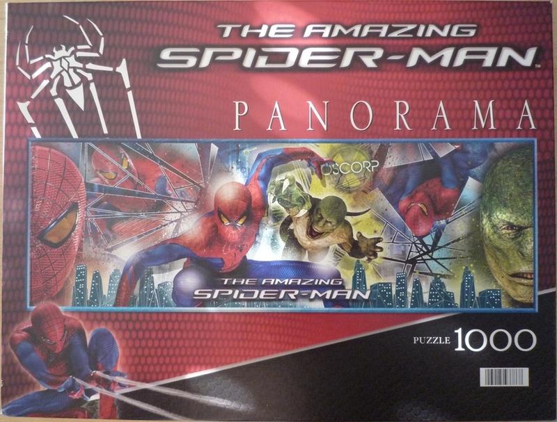 Les acquisitions de PuzzlesBD - Page 6 Spider11