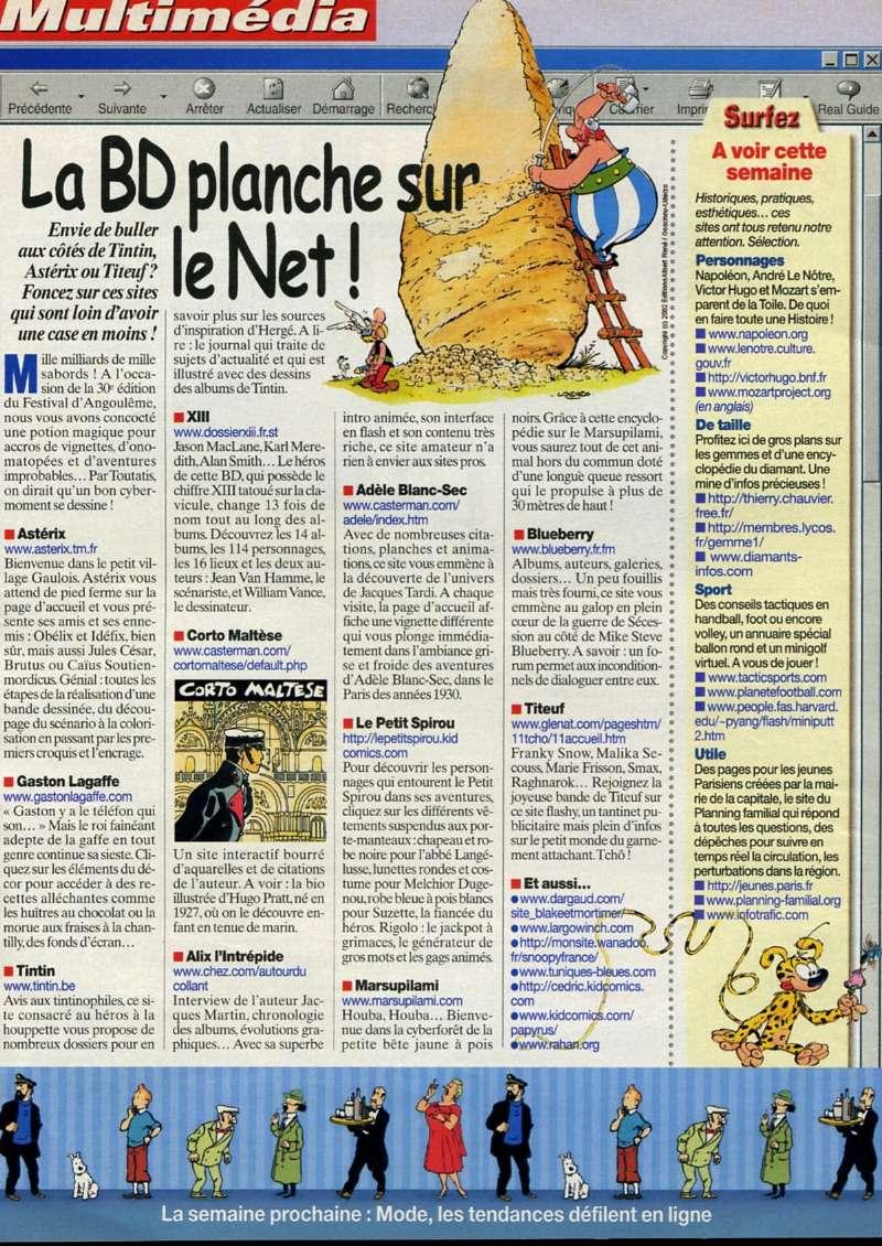 Sans pages Télé-Loisirs - Avril 2001 Tele_l10