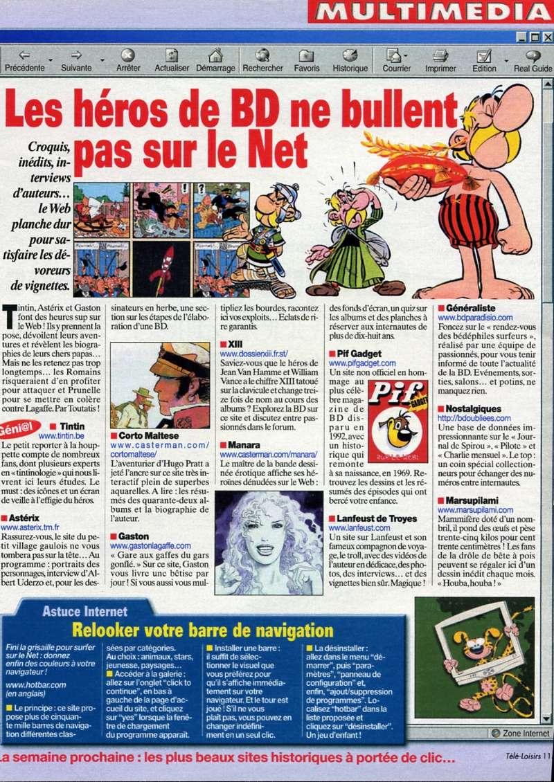 Sans pages Télé-Loisirs - Avril 2001 Tele_l11