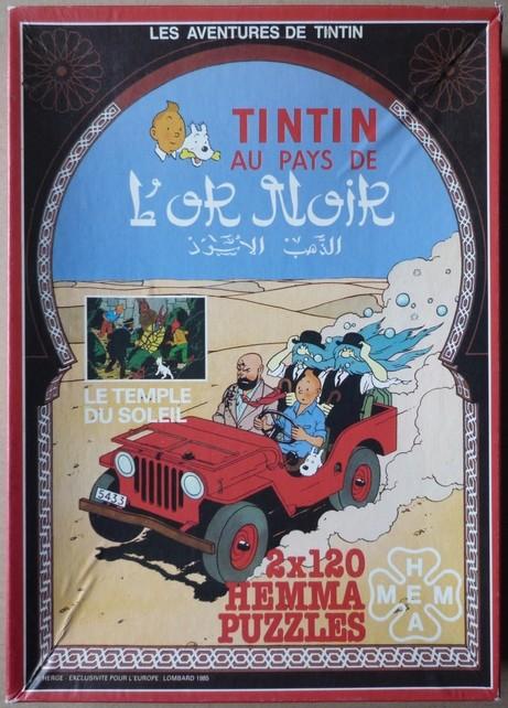 Les acquisitions de PuzzlesBD - Page 4 Tintin10