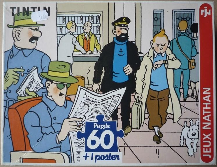 Les acquisitions de PuzzlesBD - Page 4 Tintin11