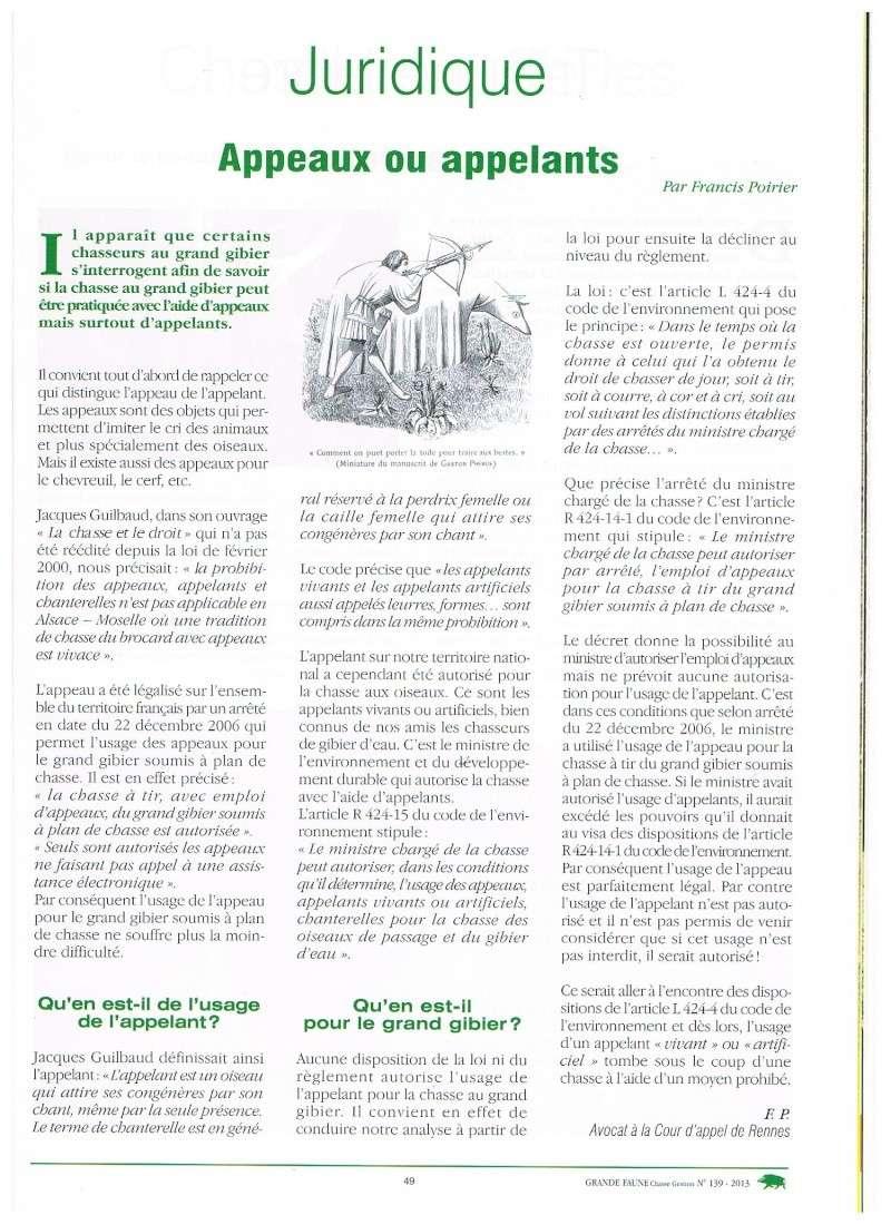 APPELANTS GRAND GIBIER 00110