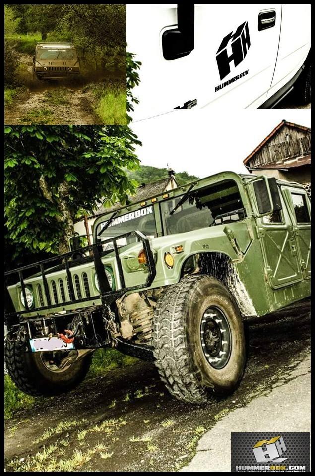 Rallye Hummerbox 31 Mai/1&2 Juin ; La 7 ème édition en 2019 en Corrèze(19300) 13502011