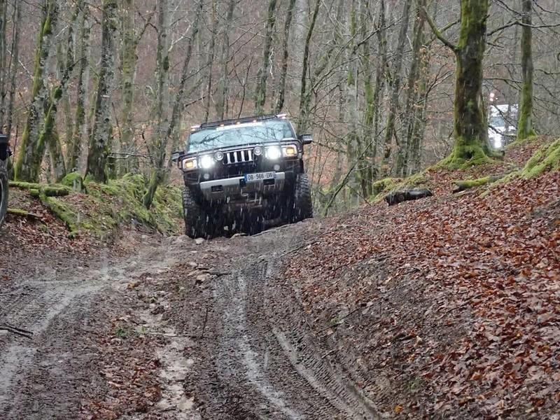 Grizou est arrivé ; Hummer H2 luxury greystone & sedona - Page 15 17103510