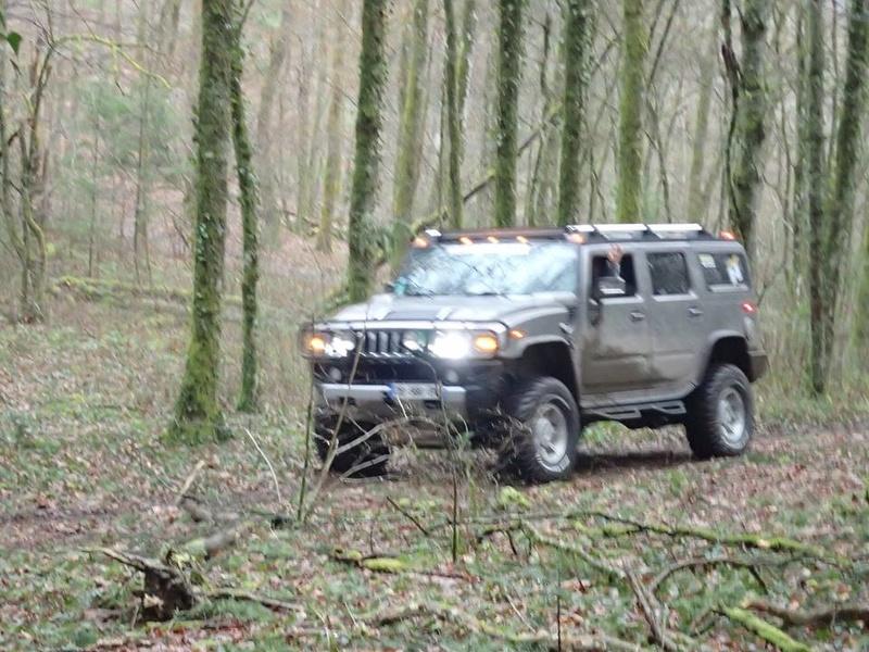 Grizou est arrivé ; Hummer H2 luxury greystone & sedona - Page 15 17155410