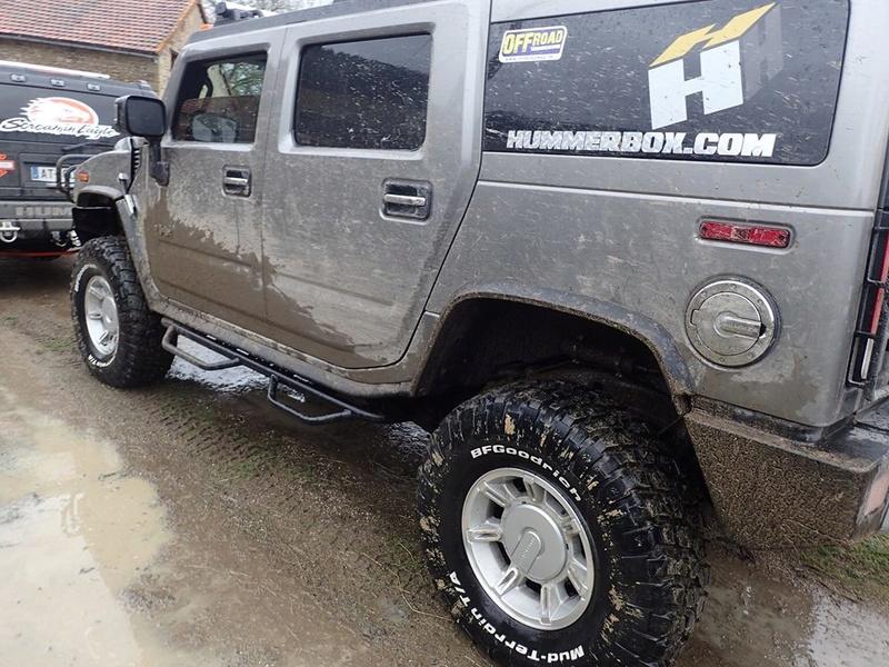 Grizou est arrivé ; Hummer H2 luxury greystone & sedona - Page 15 17155810