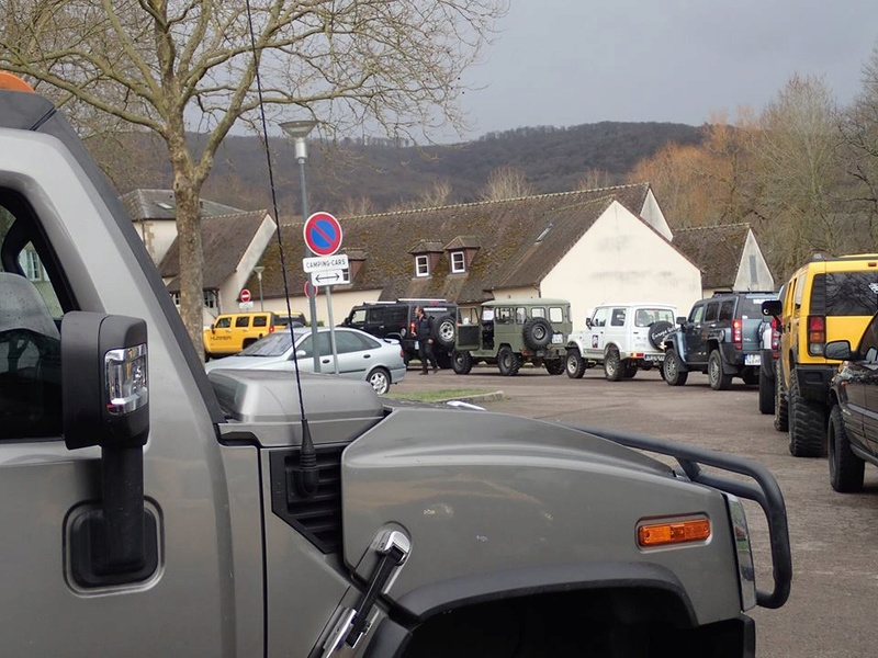 Grizou est arrivé ; Hummer H2 luxury greystone & sedona - Page 15 17156010