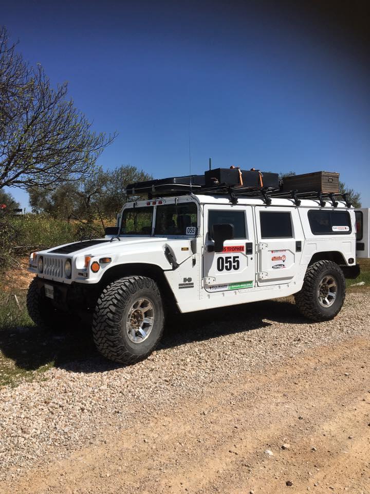 Hummer H1 du Club Hummerbox en Raid au Maroc 17757410
