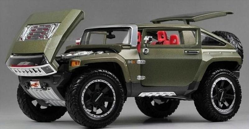 Le New Hummer ?! Qu'en pensez vous ? 17759711