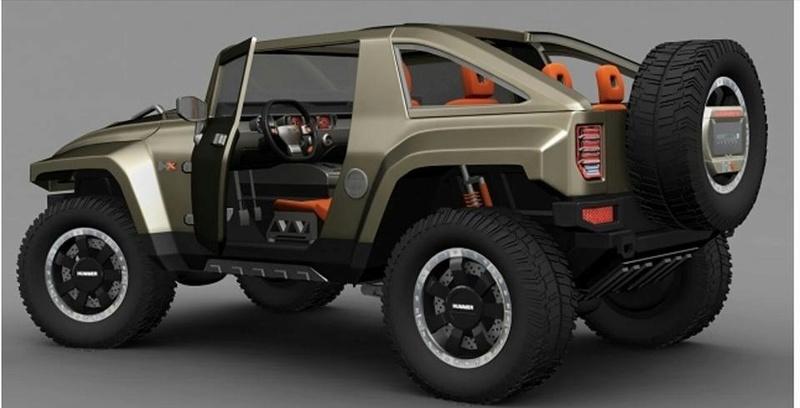 Le New Hummer ?! Qu'en pensez vous ? 17799210