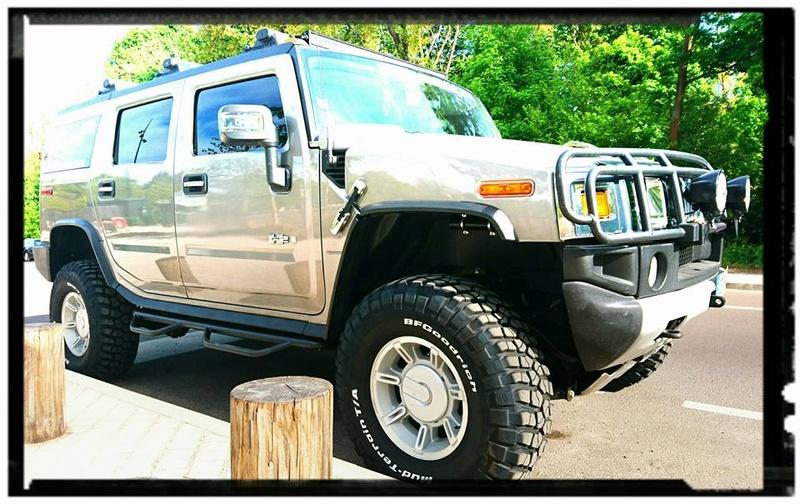 Grizou est arrivé ; Hummer H2 luxury greystone & sedona - Page 15 17992210