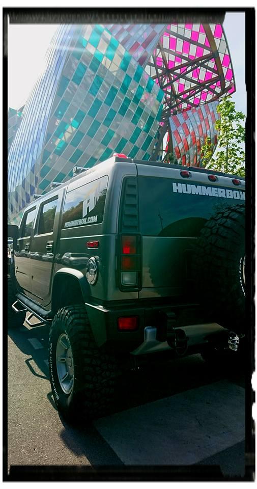 Grizou est arrivé ; Hummer H2 luxury greystone & sedona - Page 15 18118510