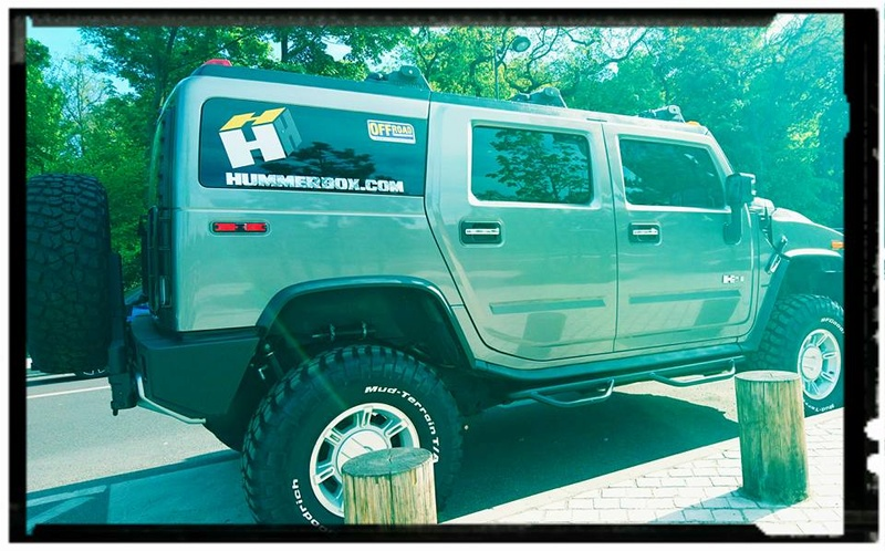 Grizou est arrivé ; Hummer H2 luxury greystone & sedona - Page 15 18118610
