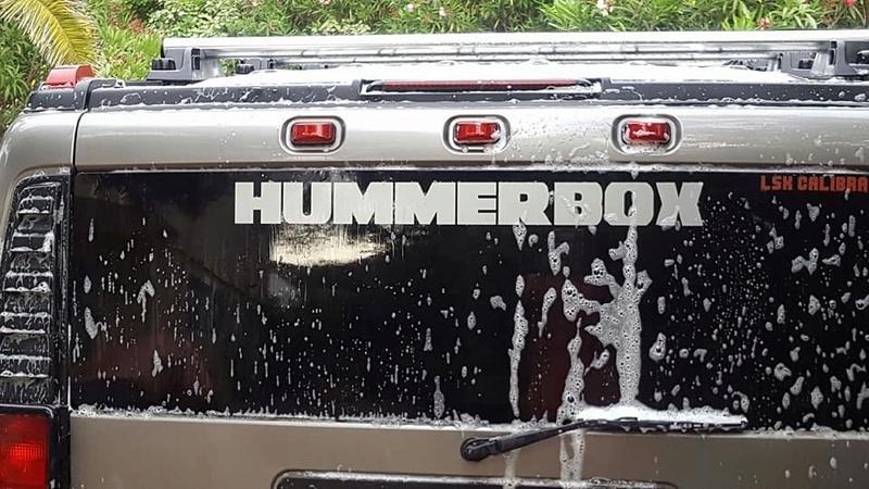 Grizou est arrivé ; Hummer H2 luxury greystone & sedona - Page 15 18952910