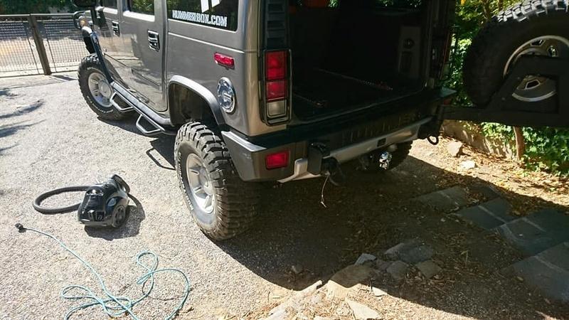 Grizou est arrivé ; Hummer H2 luxury greystone & sedona - Page 15 19059210