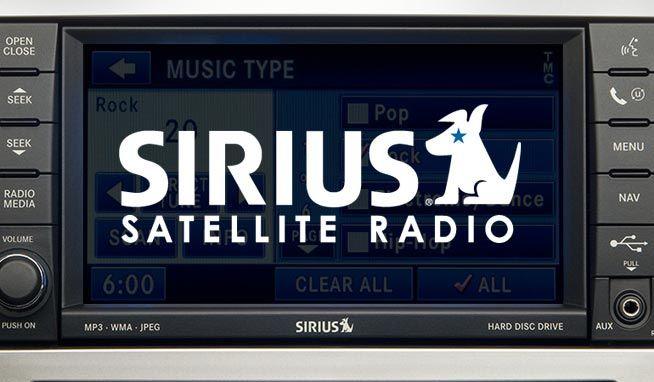 Sirius Radio est-elle accessible depuis la France ? sur votre Hummer ? Sirius10