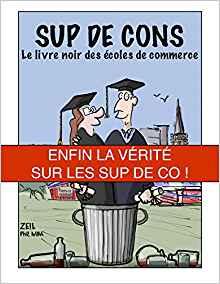 Sup de Cons, le livre noir des écoles de commerce ! (BD) Suo_de10