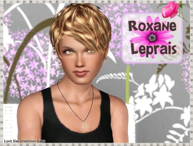 Galerie de Luna-Sims - Page 8 Roxane10