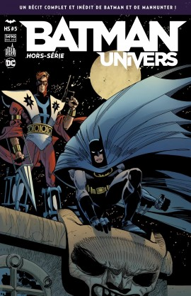 Batman Univers HS 5 avril 2017 Batman15