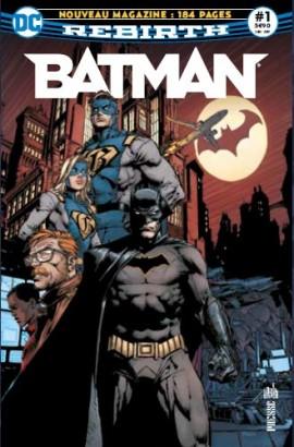 Batman Rebirth 1  juin 2017 Batman16