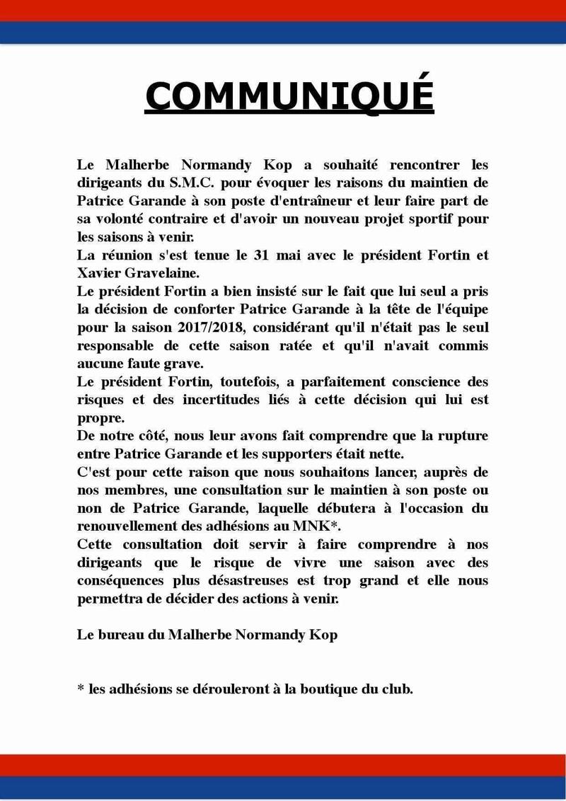 """Patrice Garande dit """"El Local"""" coach du SMC  - Page 14 18891710"""