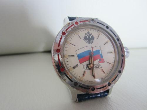 Le bilan 2013 de vos achats de montres russes - Page 2 Vooos110