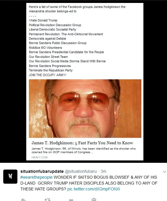 """""""Cabal Ultimatum In Full Force Now"""" - One Who Knows/Richard Lee McKim, Jr. aka Swervy McGee   6/13/17 2017-010"""