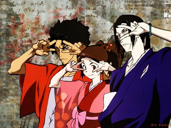 Samuraï Champloo (anime japonais) 11773e10