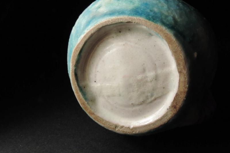 little blue jug  possibly Ceramiche Artistica Solimene Dscn6612