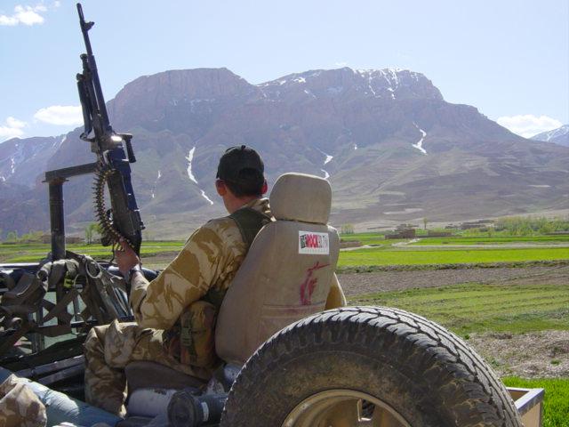 Scenery view of Afganistan Dsc00610