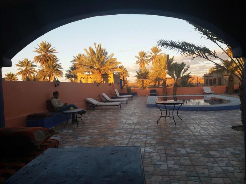 [Maroc Camp/Dernières nouvelles] La piscine des Roches 20170220