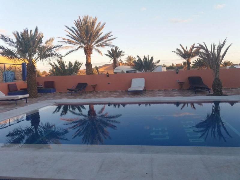 [Maroc Camp/Dernières nouvelles] La piscine des Roches 20170222