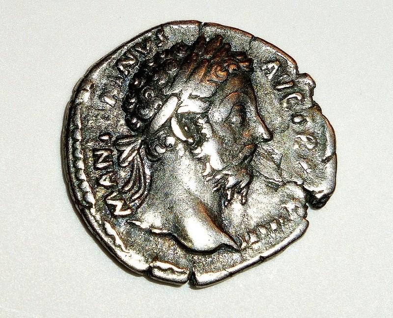 Monnaie romaine à identifier 110