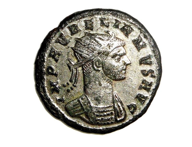 Monnaie romaine à identifier A111