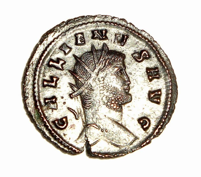 Monnaie romaine à identifier E110