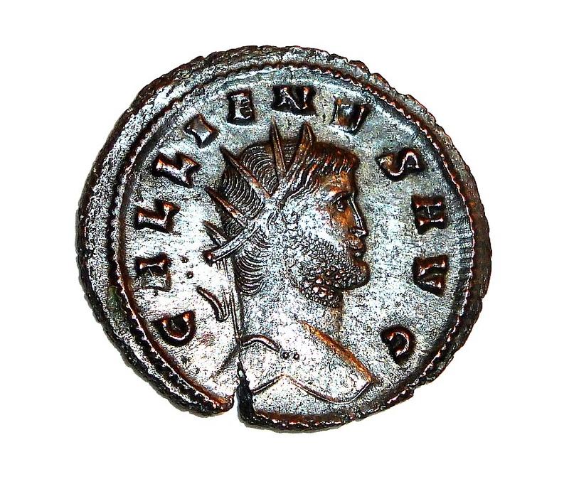 Monnaie romaine à identifier E210