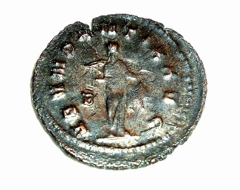 Monnaie romaine à identifier E310