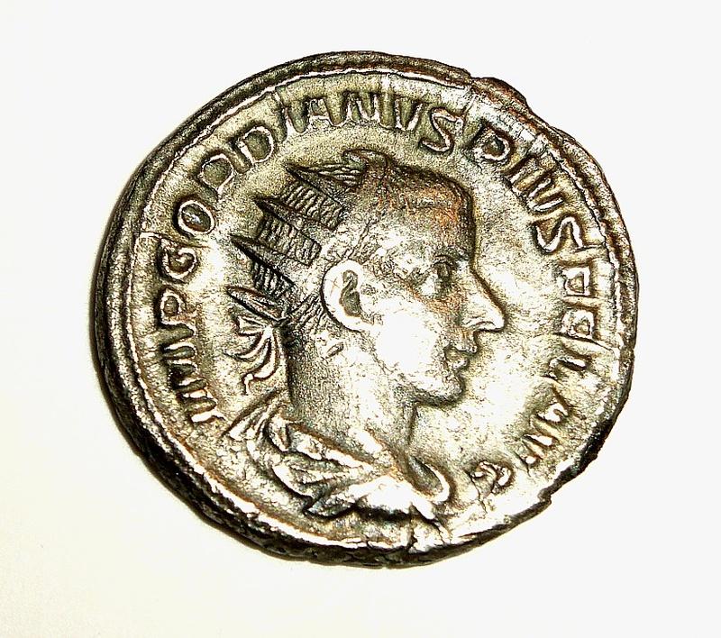 Monnaie romaine à identifier F110