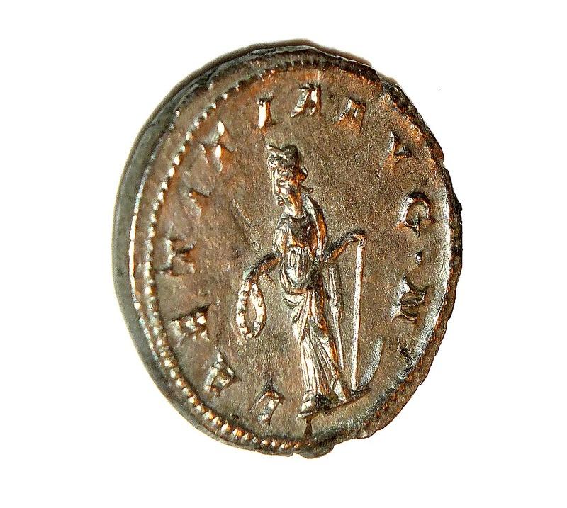 Monnaie romaine à identifier F1610