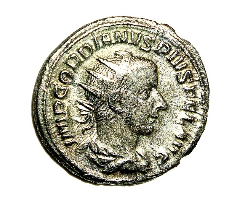 Monnaie romaine à identifier F310