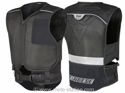 Protections airbag moto 0011153
