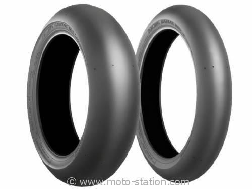 Bridgestone Battlax Racing Slick V02 0011191