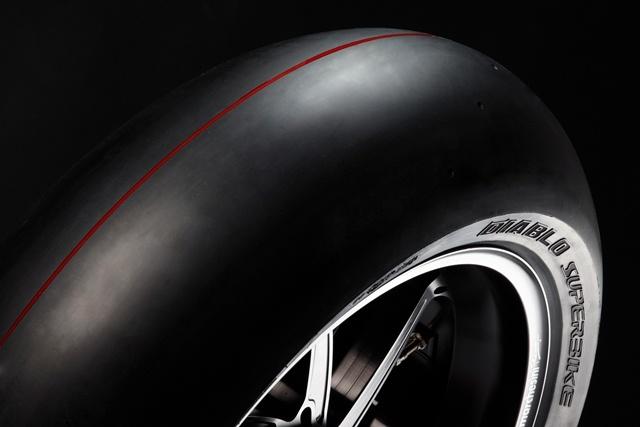 Pneu slick Pirelli Diablo Superbike Pro 0011293