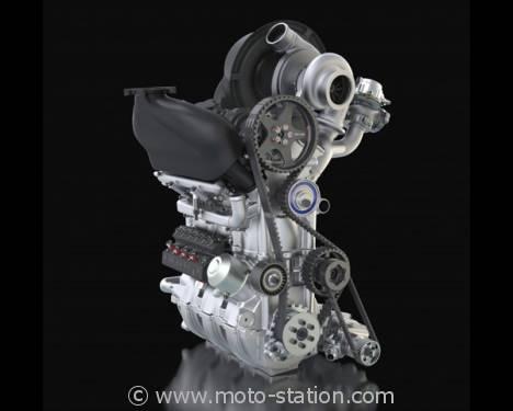 Moteur Nissan DIG-T R : Un trois cylindres auto transposable à la moto ? 002210
