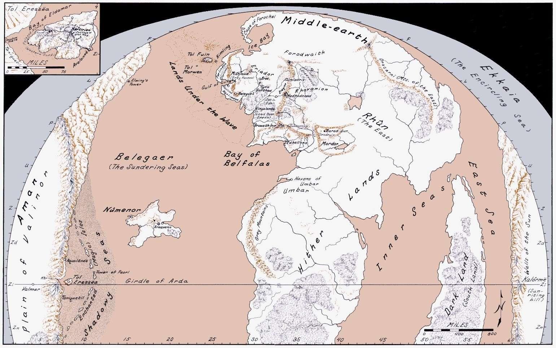 [!] Atlas d'Arda à travers les Âges [!] 2ndage16