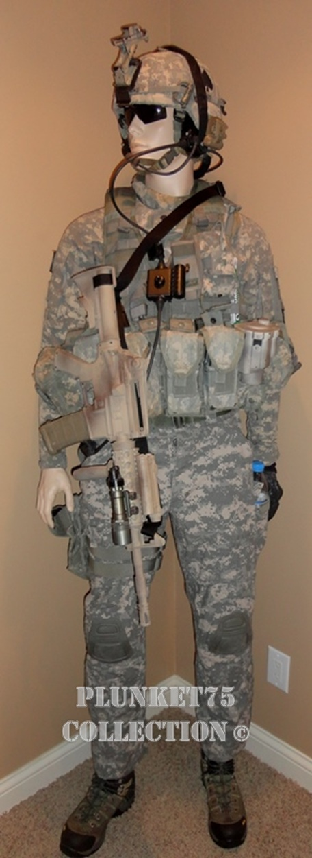 506th BCT, 101st Airborne, Afghanistan ~ 2009 mannequin display 506th110