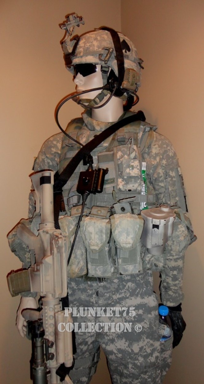 506th BCT, 101st Airborne, Afghanistan ~ 2009 mannequin display 506th111