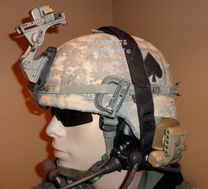 506th BCT, 101st Airborne, Afghanistan ~ 2009 mannequin display 506th114